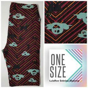 LuLaRoe OS Halloween Leggings #103107